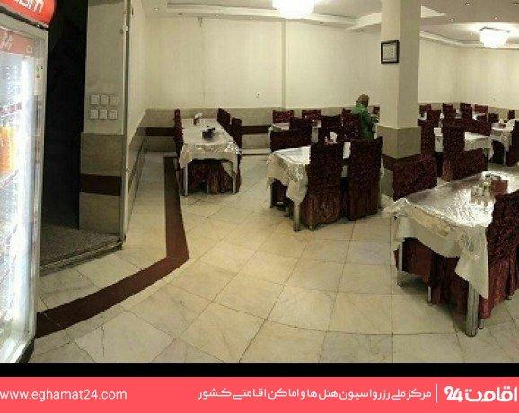 رستوران شارین