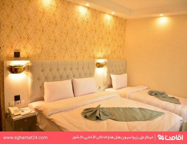 اتاق سه تخته استاندارد