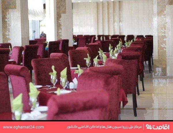 رستوران ضیافت سالن های پذیرایی