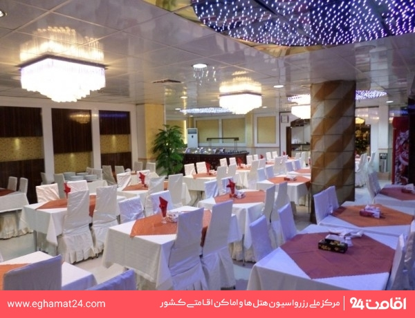رستوران زمرد 1