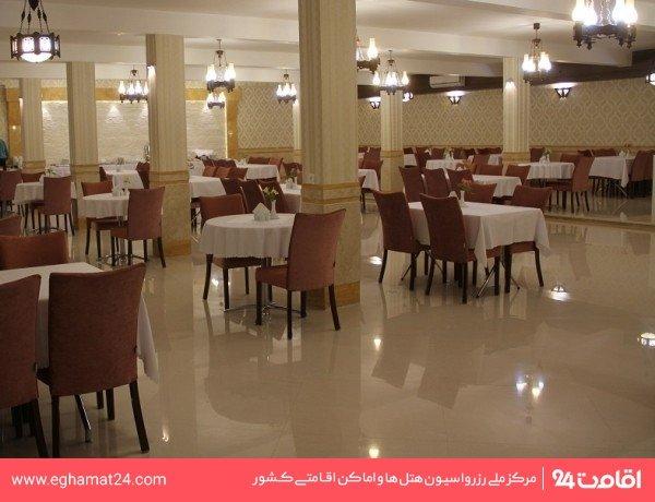 رستوران صحرا