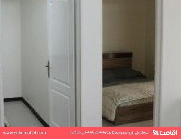 آپارتمان دو خوابه پنج نفره