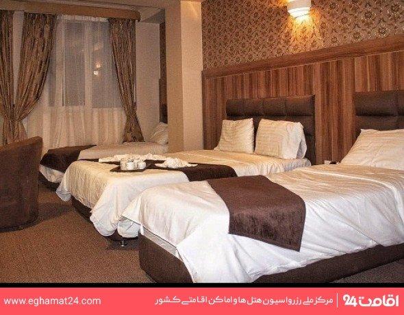 اتاق چهار تخته معمولی