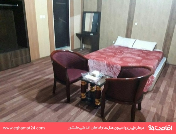 اتاق دو تخته