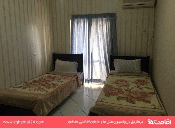 اتاق شش تخته (دوبلکس سه خوابه)