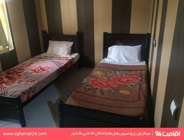 اتاق پنج تخته (دوبلکس سه خوابه)