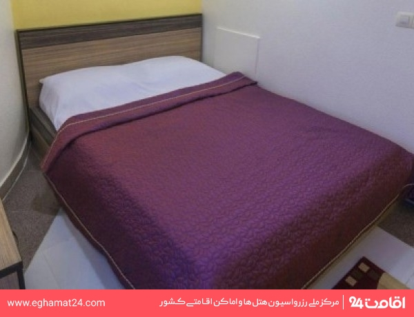 آپارتمان یکخوابه پنج نفره(آپارتمان چهارنفره+یک سرویس اضافه)