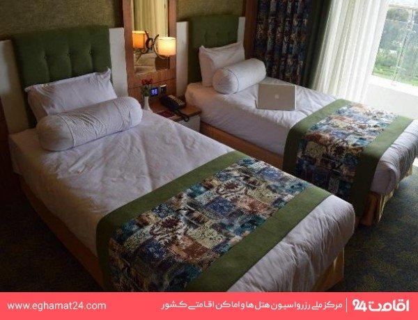 اتاق دو تخته توئین هتل جدید