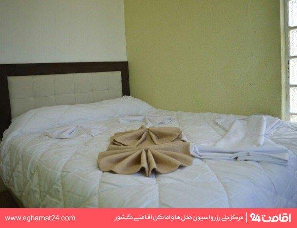 آپارتمان یکخوابه سه نفره (دو تخته + سرویس اضافه)