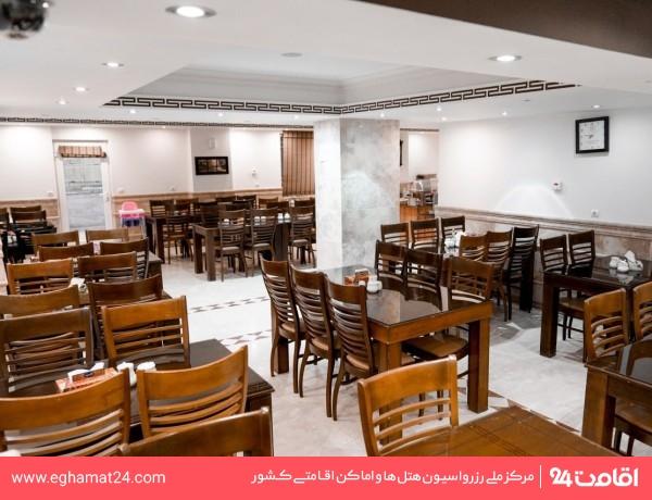 رستوران پدرام