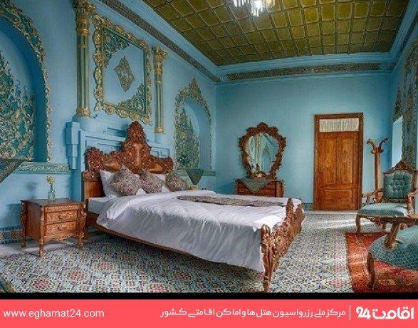 اتاق دو تخته شاه نشین