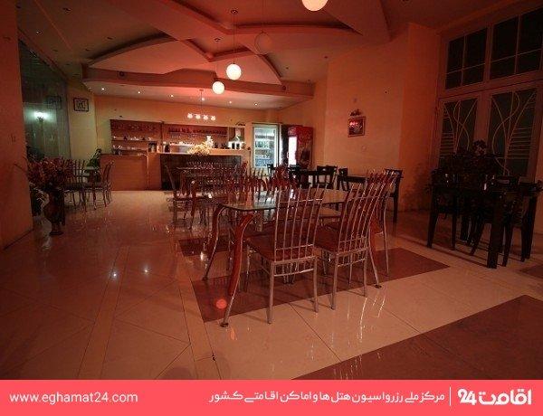 رستوران سروناز