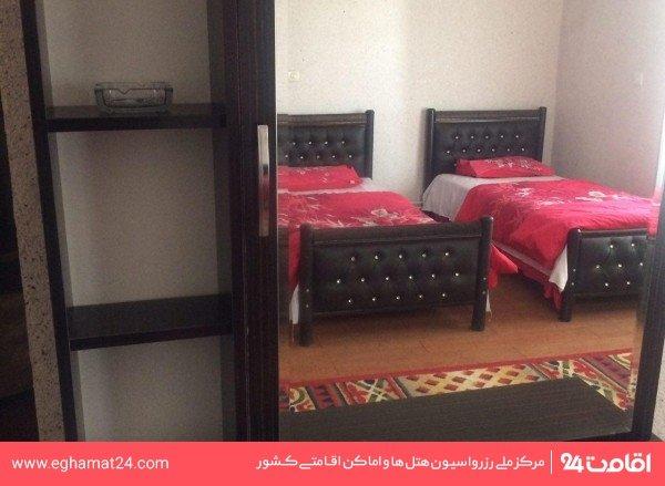 اتاق دو تخته درجه 2
