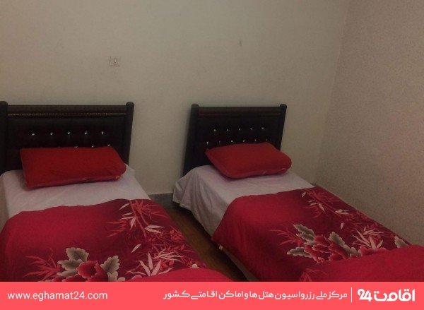 اتاق دو تخته درجه 3