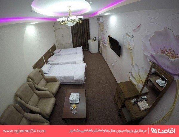اتاق سه تخته درجه 1