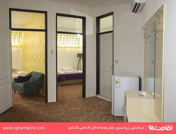 اتاق دو خوابه هفت تخته
