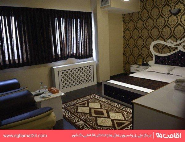 اتاق دو تخته VIP