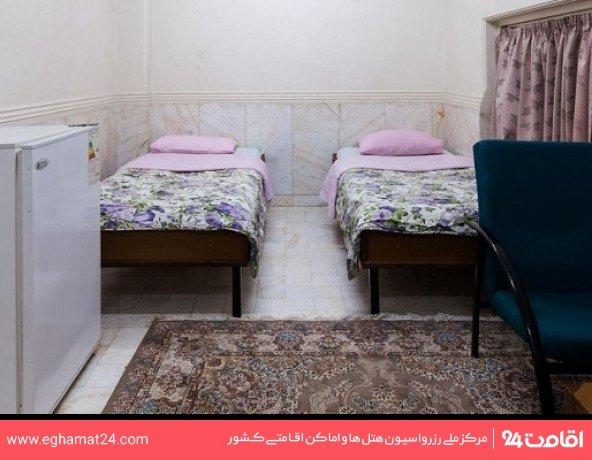 اتاق دو تخته (فاقد سرویس و حمام)