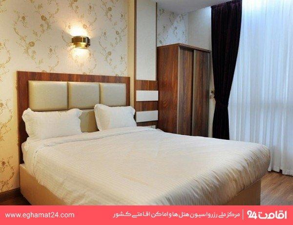 اتاق یک تخته (اقامت 10 ساعت بدون صبحانه)