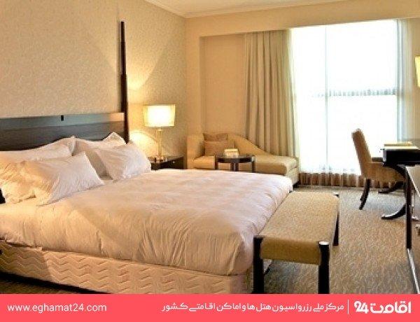 اتاق دو تخته استاندارد دبل(طبقات 3 تا 10)