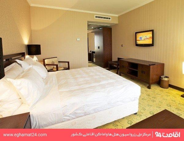 اتاق دو تخته استاندارد دبل (طبقات 11 تا 14)