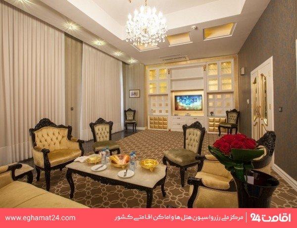 اتاق دو تخته رویال فمیلی (طبقات 17 تا 20)