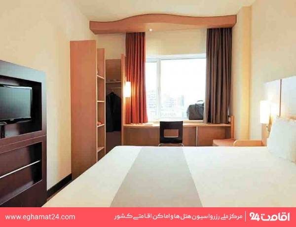 اتاق یک تخته اقامت کوتاه مدت (5ساعت)