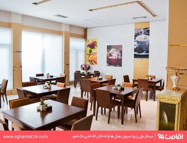 رستوران پامچال