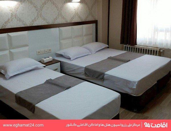 اتاق سه تخته VIP
