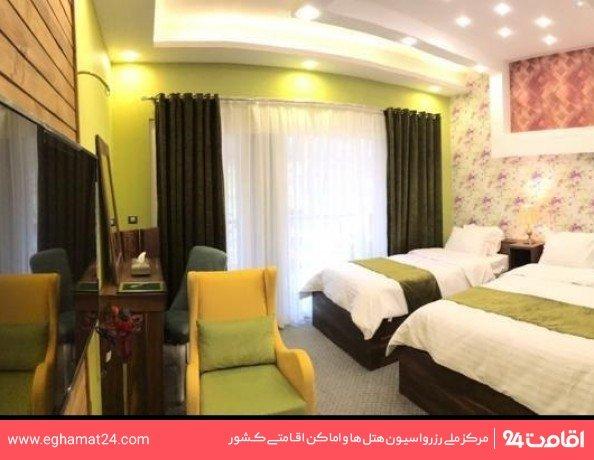 اتاق سه تخته مستر ویژه 2