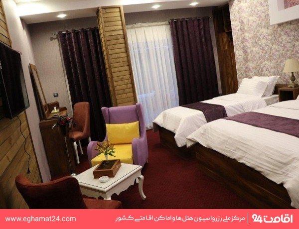 اتاق سه تخته مستر ویژه 3