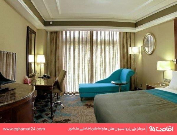 اتاق استاندارد یک تخته