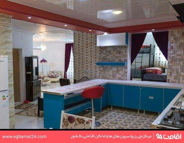 آپارتمان یکخوابه پنج نفره VIP
