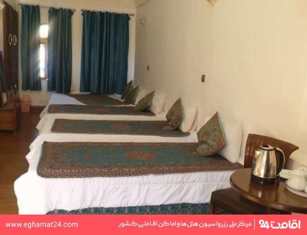 اتاق سه تخته (پکیج شب رایگان)