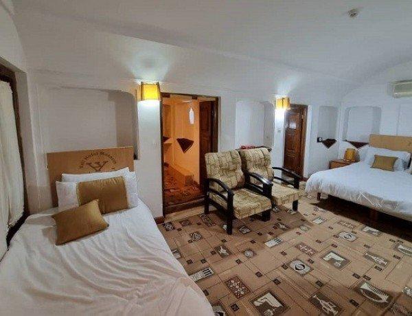 اتاق چهار نفره VIP(دوتخته+دو سرویس اضافه)