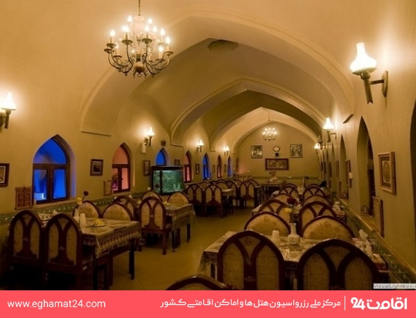 رستوران سنتی ارگ گوگد