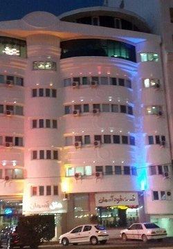 هتل آسمان عباس آباد