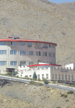 هتل آفتاب اراک