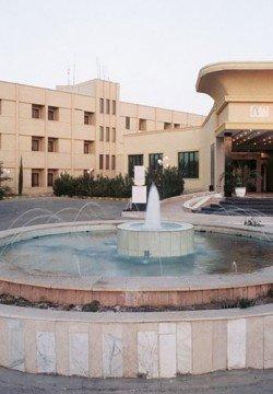 هتل پارسیان بم