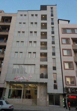 هتل سفید بندر عباس