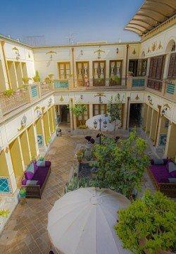 هتل طلوع خورشید اصفهان