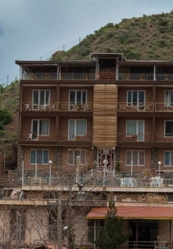 هتل نویذر قزوین