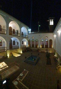 هتل گیواک کاشان