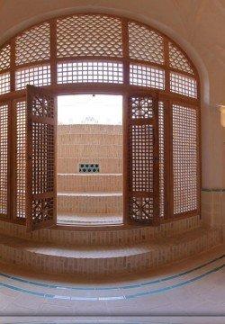هتل تاریخی ایرانی کاشان