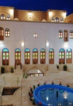 هتل خانه پارسی کاشان