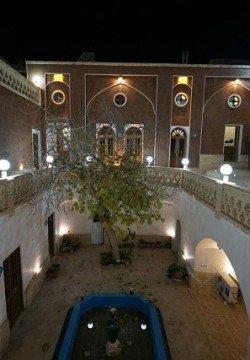 هتل ثنا کاشان