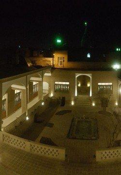 هتل سرای آقا محمد کاشان