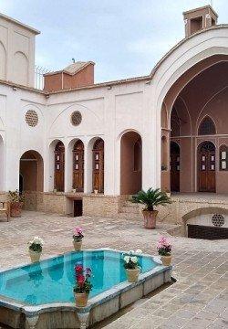 هتل شاسوسا کاشان