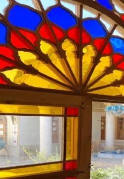 هتل یاسمین راهب کاشان