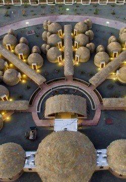 هتل کپری (کرمان) قلعه گنج